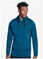 Nike Nike Erkek Yeşil Kapüşonlu Fermuarlı Sweatshirt Yeşil
